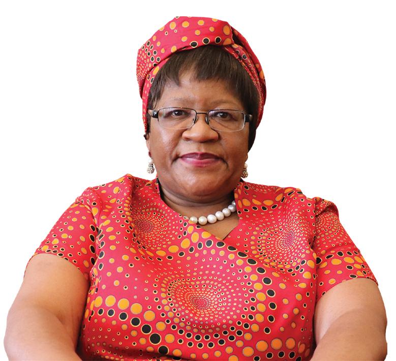 Dr. Nomonde Mabuya